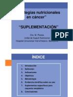 Cancer y Soporte