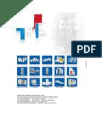 Catálogo de gabinetes industriales TIBOX - 2015