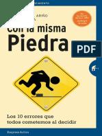 Con La Misma Piedra - Pablo Maella Cerrillo