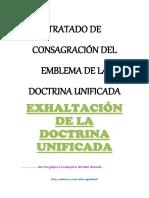 Tratado de Consagración Del Emblema de La Doctrina Unificada