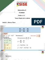 09.1 Math II Regla de La Cadena