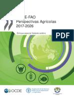 Perspectivas Agricolas 2017-2026