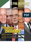 Observer Philanthropy Fall 2010