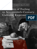 McCLARY, Susan (Ed.) - Structures of Feeling in Seventeenth-Century Cultural Expression