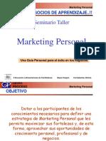 Curso 9. Marketing Personal