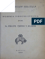 Constitución Política - Poema Descriptivo