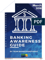 Banking and Financial Awareness March 2018