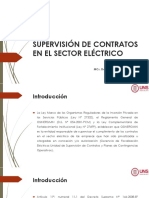Supervisión de Contratos