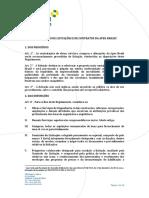 Regulamento de Licitações e Contratos da Apex-Brasil
