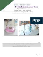 neutralizacion quimica