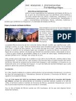 Identidad Mexiquense e Identidad Nacional Información y Actividades