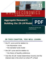 Building the is-LM Model