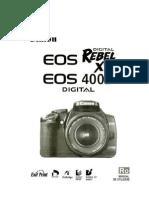 Manual Canon 400 Lb Romana