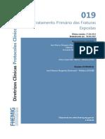 019 Tratamento Primario Das Fraturas Expostas2014