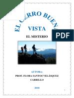 El Cerro Buena Vista - Flora Santos