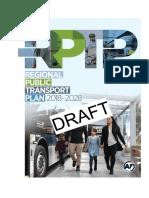 RPTP 2018 Full Draft