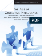 The Rise Of Collective Intelligence