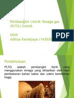 Ppt Pembangkit Listrik Tenaga Gas (Pltg Gresik)