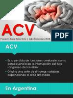 Taller ACV