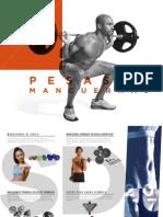 Catálogo de pesas