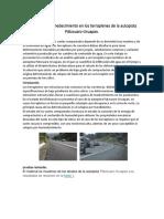 Colapso Por Humedecimiento en Los Terraplenes de La Autopista Pátzcuaro