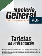 Papeleria General