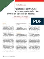 Ie280 Bulacio Comando y Proteccion Contra Fallas de Aislamiento de Motores de Induccion
