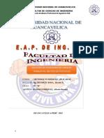 TRABAJO DE METODOS NUMERICOS A. - PUNTO FIJO.pdf