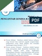 Materi 11 Sekilas Tentang Genesa Batubara.pdf