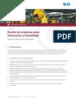 Diseño de Maquinas Para Fabricacion y Montaje