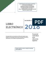 Libro Electrónico. Currículum en La Educación Superior.