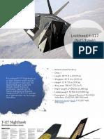 Lockheed F 117