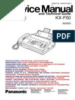 panasonic (kx-f50).pdf