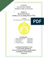 Godfrey Summary Accounting Theory Chapter 5 Measurement