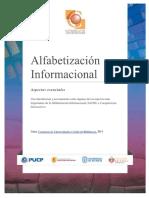 Alfabetización informacional