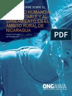 Agua y saneamiento en Nicaragua