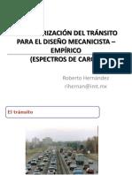 Caracterización Del Tránsito Curso Ecuador