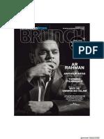 A.R. Rahman - HT Brunch   Rahman 360º