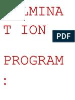 CULMINAT ION   PROGRAM.docx