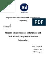 Management Entrepreneurship and Development Notes 15ES51