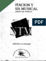 Notacion y Teoria Musical