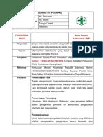 Sop Dermatitis Perioral