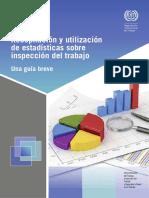 Estadísticas sobre recopilacion datos trabajo