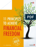 11 Principles to Achieve Financial Freedom