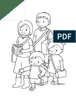 gambar keluarga