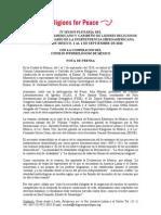 LACCRL IV - Nota de Prensa