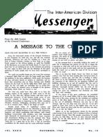 The Inter-American Messenger _ November 1, 1962
