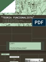 Teoría Funciona-lista