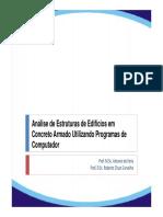 Análise Estrutural-Aula04
