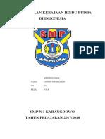 Kerajaan Hindu Budha di Indonesia.docx